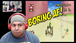 REACTING TO MY OLD GAMING VIDEOS! #02