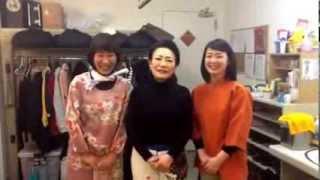 吉本新喜劇 末成由美、浅香あき恵、未知やすえからの新年の挨拶になりま...