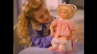 Magic Potty Baby - Toy TV Commercial - TV Spot - TV Ad - 1991