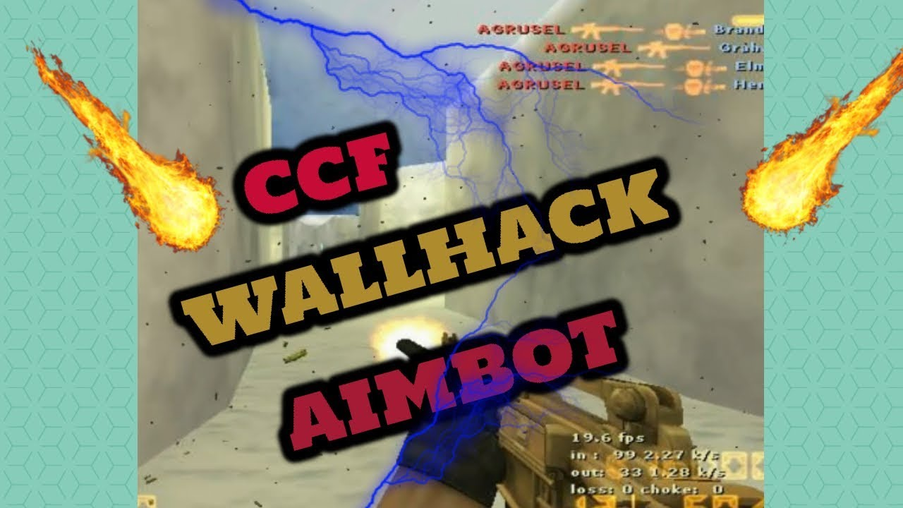 counter strike 1.6 headshot aimbot