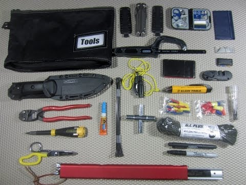 BOB: Urban Tools (Part 2) - 5 lb Tool Bag by TheUrbanPrepper