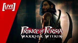 [LIVE]Prince of Persia 2 PT#01 - Iniciando a zueira do amor - 30/07/2017