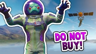LEVIATHAN is a CURSED SKIN in Fortnite Battle Royale