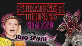 Universal Studios Halloween Horror Nights With Jojo Siwa!!