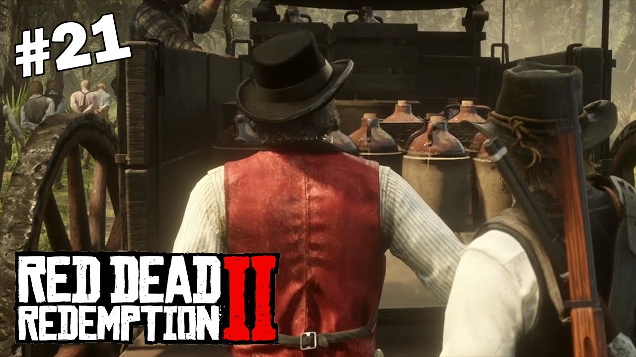 Let's Play; Red Dead Redemption 2 #21 ~ Becoming deputy