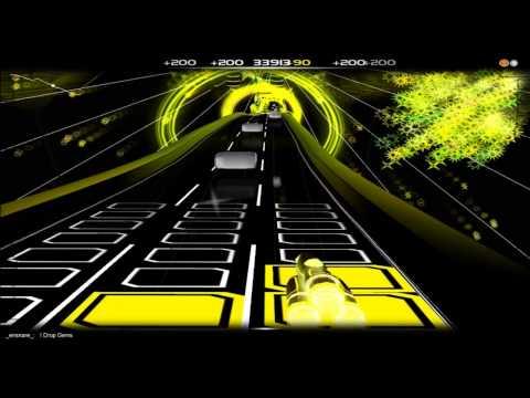 Audiosurf: ensnare - I Drop Gems