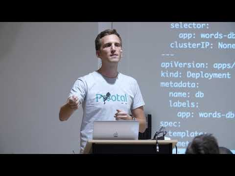 Pivotal Paris— Pivotal Container Service Day 1 & Day 2 Avec Kubernetes en Production