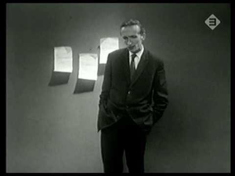 Pierre Janssen in 1963 over de vondst van het graf van Toetanchamon
