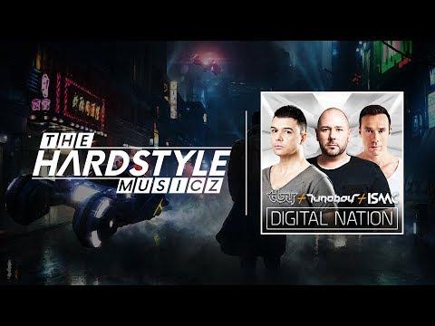 Technoboy & Tuneboy & Isaac - Digital Nation [HQ Original]