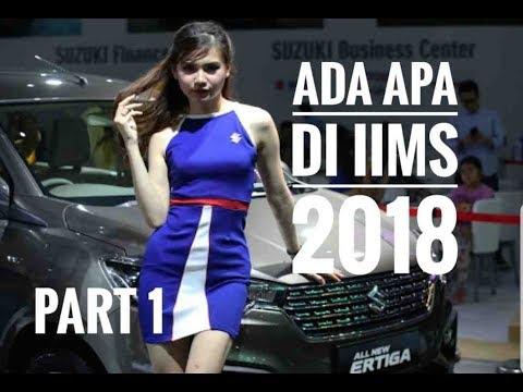 ADA APA DI IIMS 2018 (Part 1: Mobil-Mobil Baru) | otomotifmagz.com