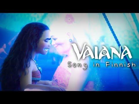 Vaiana/Moana - Olen Vaiana/I Am Vaiana (Finnish | S&T)