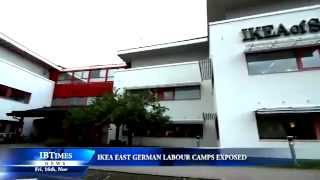 IKEA East German labour camps exposed