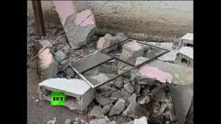 Video: Aftermath of deadly 7.4 quake in Guatemala
