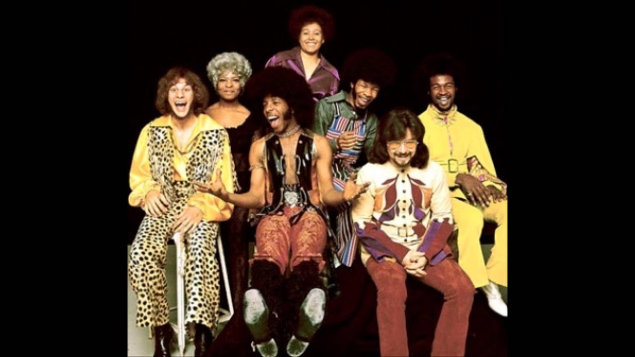 Sly The Family Stone I Want To Take You Higher Turn Me Loose