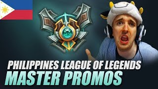 WILL I FINALLY GET TO MASTERS ON THE PH SERVER? - Cowsep