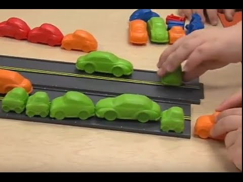 Meaningful Math Activities in Pre-K: Part 1  (Video #179)