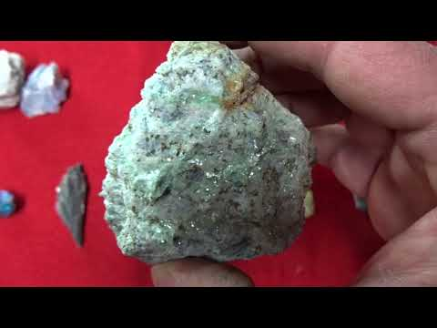 Rocks and Minerals for sale