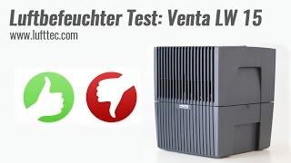 Luftbefeuchter Test - Venta LW…