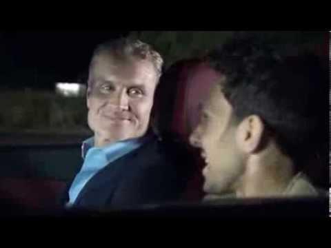 Magician Dynamo vs  David Coulthard
