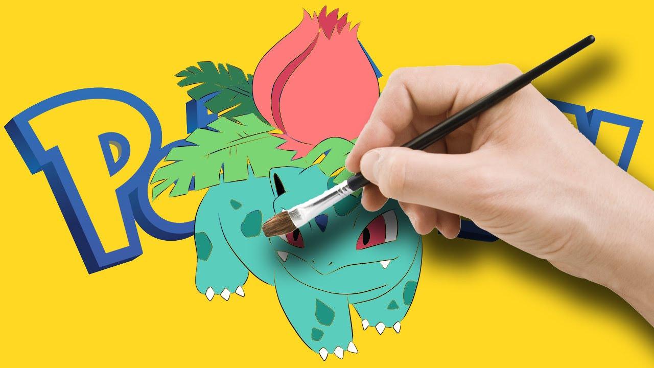 Pokemon coloring pages ivysaur - Pokemon Go Ivysaur Color Book Coloring Pages