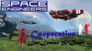 Space Engineers - Daev и LurLemur - Совместное выживание ч.1 - Пилотный первый выпуск!(Space Engineers - Техническая песочница с уклоном на выживание в открытом космосе так и на планете. И я решил записа..., 2016-05-10T22:22:04.000Z)