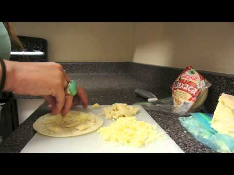 How to Make Authentic Mexican Quesadillas With a Twist