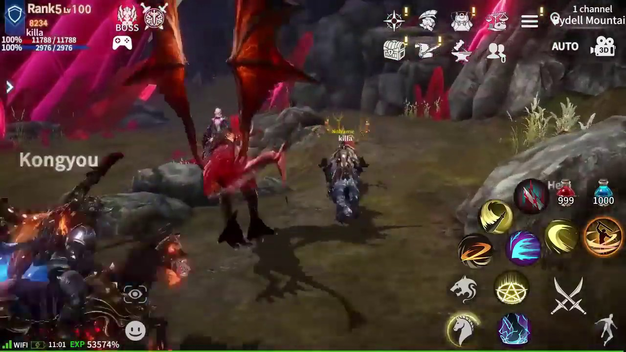Rebirth M: Open world game is released on Android and iOS – Android Dump
