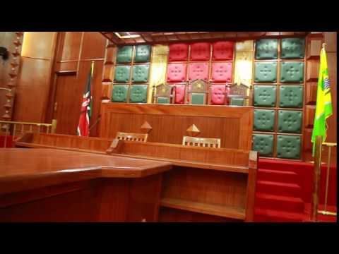Nairobi City County Assembly New Chamber
