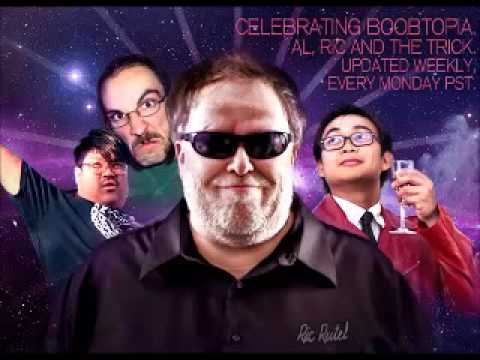 Pryant and Bat: Prodcast Hourn Ep 18: Al, Ric and The Trick: Boobtopia