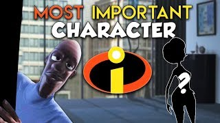 Mrs. Frozone - Most Vital Character in The Incredibles   Video Essay Spoof