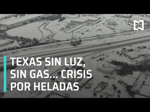 Texas sin luz | Caos en Texas por tormenta invernal - En Punto