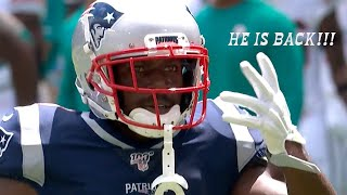 HE'S BAAAACK! Antonio Brown First Drive with Patriots! | Antonio Brown Patriots Highlights! 🔥 Video