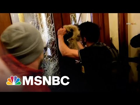 Citizen Trump Sued By Capitol Police Officers For Role In Jan. 6th Insurrection
