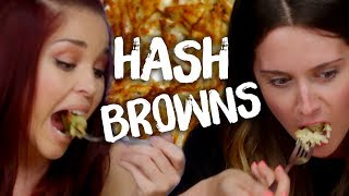 Video 5 Crazy Hash Brown Creations (Cheat Day) download MP3, 3GP, MP4, WEBM, AVI, FLV Januari 2018