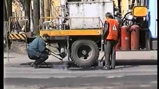Ремонт доріг у Дубні