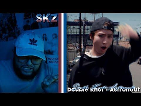Stray Kids - Double Knot & Astronaut MV REACTION!!! | MY MOOMOO SPIRIT ANIMAL!!!