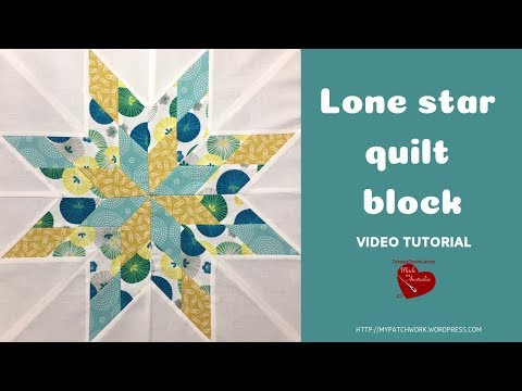 Lone star video tutorial thumbnail