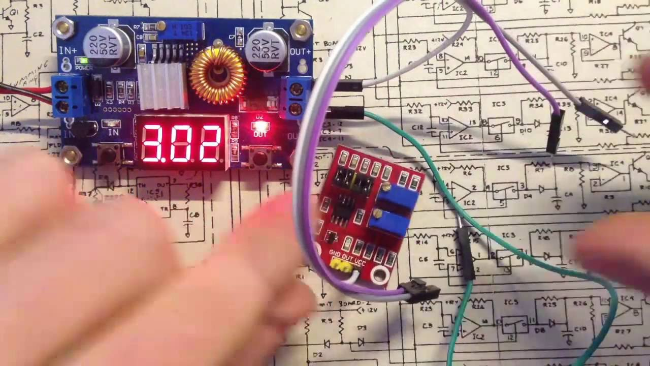 Lm358 Pulse Generator Youtube Electronic Device And Circuit Pwm
