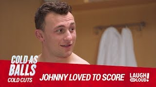 Cold As Balls: Cold Cuts | Johnny Scores Celebrity - And The Draft