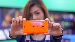 Flashfly Online Channel : Review Microsoft Lumia 535 Dual Sim (Thailand)