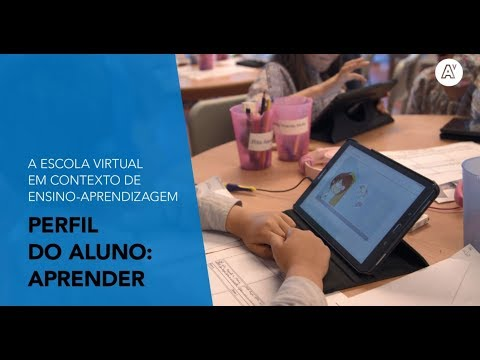 Escola Virtual | Perfil do aluno: Aprender
