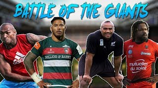 Rugby - Battle Of The Giants ᴴᴰ