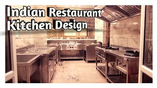 Indian Restaurant Minimum Kitchen Equipment Requirement for starting Restaurant Business.