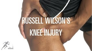 Russell Wilson suffers left knee injury // That's Gotta Hurt with Dr. David Geier