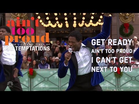 Ain't Too Proud Medley (from Ain't Too Proud) - Macy's Thanksgiving Day Parade (28-Nov-19)