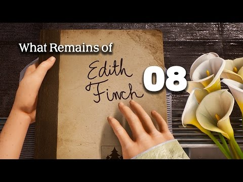 EDITH FINCH [08] ㊙️ Alles, was bleibt von Edith Finch! (ENDE)