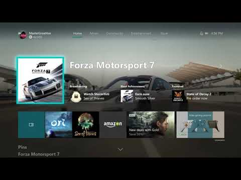Xbox Fall Update Brings New Home Screen, Data Transfer Options
