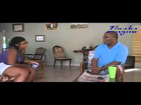 EmpressZingha Interviews Peter Headley International Music Manager (FULL VIDEO)