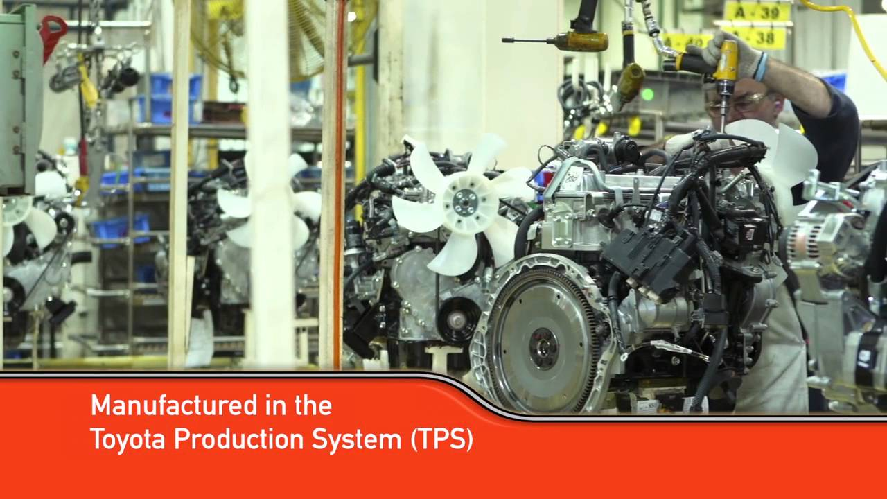 An Inside Look at the Toyota Internal Combustion Forklift