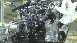 Toyota Forklift 4Y Engine